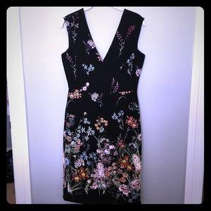 Zara Woman sleeveless dress Large